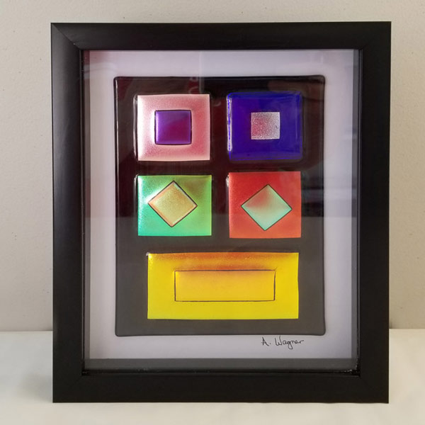 Anette Wagner, Fused Glass Artist