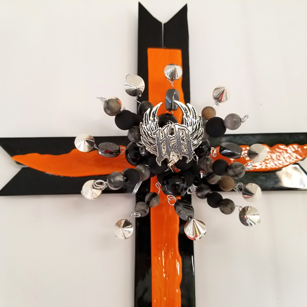Custom Cross - Christening