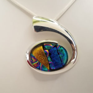 Oval-Pendant--MultiColor-Mosaic
