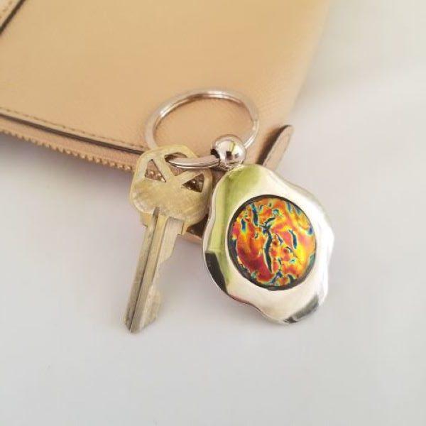 Planet Keychain