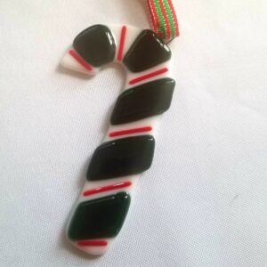 handcrafted candy cane