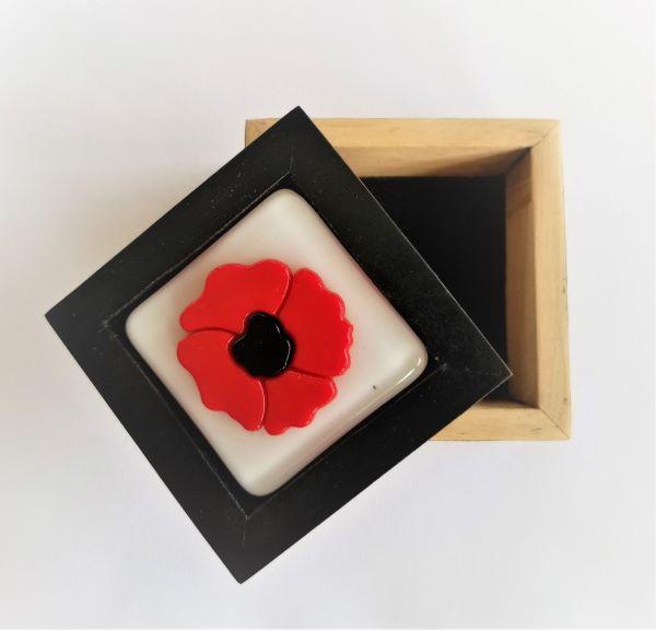 Poppy 2 Trinket Box